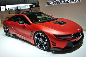 The AC Schnitzer BMW i8 Is A Car That Looks Much Better In The Metal