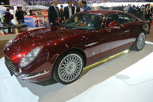The David Brown Speedback GT Is A Modern Take On The DB5