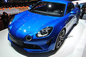 Here's The New Alpine A110 In All Its Alluring Glory