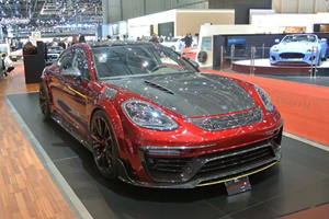 Mansory Comes To Geneva Loaded With Mental Motors