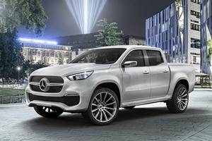 Mercedes Makes Up Its Mind About A US Market X-Class At Geneva