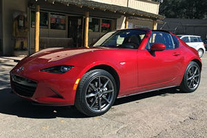 Mazda MX-5 RF First Drive Review: Fun In The Sun Without A Fabric Compromise