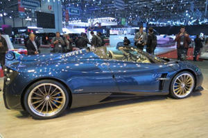 The Pagani Huayra Roadster Is Even Safer Than What Computers Predicted