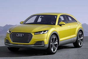 The Audi Q4 Will Launch In 2019 Because The World Needs More Crossovers