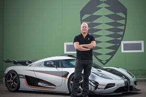 The Koenigsegg Owners App Is Way Cooler Than We First Thought