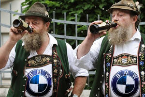 Two Drunk And Stoned BMW Workers Cause 40-Minute Production Stoppage