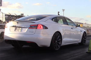 More Proof The Tesla Model S P100D Is Quickest Stock Sedan On The Planet