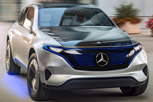 Oh The Irony: Chinese Automaker Suing Mercedes For Trademark Violation