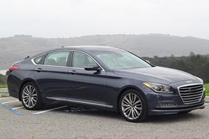 2017 Genesis G80 Review: Hyundai's Luxury Brand Isn't Quite There Yet, But It's A Start