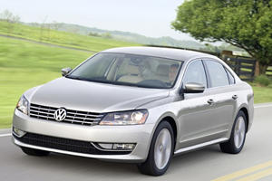 Motor Trend Selects the Volkswagen Passat as Car of the Year