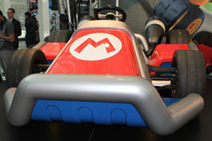 LA 2011: Life-Size Mario Karts Make their Way to LA