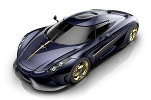 Christian Von Koenigsegg's Ideal Regara Resembles A Mazda Miata