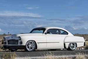 Two Cadillac ATS-Vs Were Sacrificed To Create This 1948 Cadillac Restomod