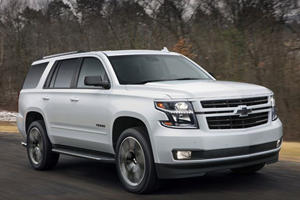 Chevrolet Tahoe RST Gets Corvette's Awesome Adaptive Suspension
