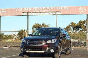 2017 Subaru Outback Review: The Boring Wagon You'll Ditch An SUV For