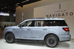 The 2018 Lincoln Navigator Couldn't Have Come Soon Enough