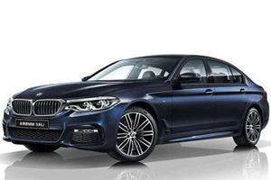 BMW 5 Series Long Wheelbase Set For World Debut In Shanghai
