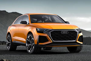 Audi Outlines Production Plans For Q8 And Q4