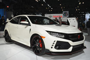 Here's The All-New Honda Civic Type R You Can Buy In The US