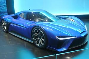 The Nio EP9 Is The Koenigsegg Of The Supercar EV World