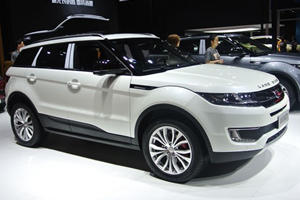 We Get Up Close And Personal With China's Range Rover Evoque Copy