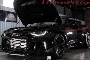 Hennessey Puts The Exorcist Camaro On The Dyno To Exorcise All 1,000-HP