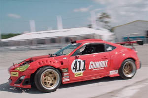 The Ferrari 458-Powered Toyota 86 Is Absolutely Epic
