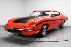 A Ridiculously Rare Ford Torino King Cobra Prototype Is Up For Sale