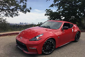 2016 Nissan 370Z Nismo Review: Driving The Coupe Into The Pavement En Route To Coachella