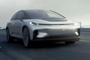 Faraday Future FF 91 Promotional Video Makes 1,000-HP Look Boring
