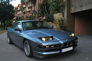This Alluring Alpina B12 Might As Well Be A BMW M8