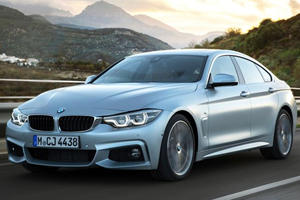 BMW Will Electrify The 4 Series GT Because Of The Tesla Model 3