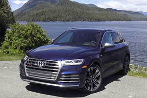 Can The Track-Ready Audi SQ5 Go Off-Road Like A Normal SUV?
