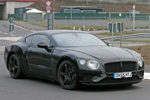 The 2018 Bentley Continental GT Will Have Some Radical Changes