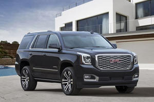 GMC Yukon Denali Upgraded For 2018 With 10-Speed Transmission