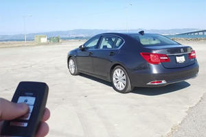 The Acura RLX Is A Disappointing Hunk Of Metal