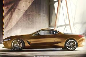 BMW 8 Series To Spawn Gran Coupe, Shooting Brake And Pickup?