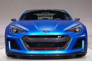 Don't Be Fooled By That Subaru BRZ STI Teaser, It's Not What You Think