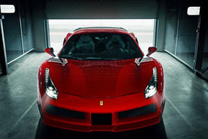 This Widebody 772-HP Ferrari 488 GTB Isn't For The Faint-Hearted