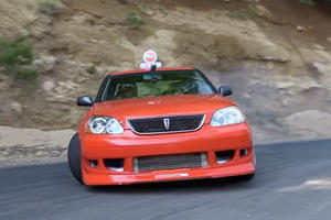 Japanese Race Track Offers Drift Taxis In Case You Want To Get Sideways