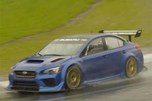 Did The Subaru WRX STI Type RA NBR Smash The Nurburgring Lap Record?