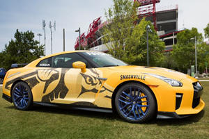 "Nissan Donates $110k One-Off GT-R ""Predzilla"" For Charity Auction"