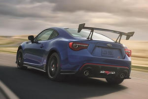 The Track-Tuned Subaru BRZ tS Isn't What You Were Hoping For