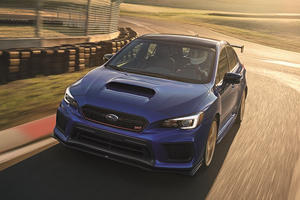 Subaru Unveils 500 Units Of The Special Edition WRX STI Type RA