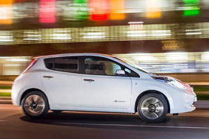 Nissan Giving Away Free Gas To Promote...The Leaf?