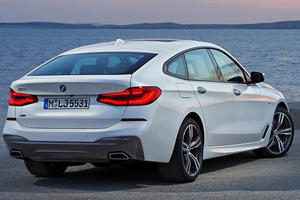 BMW 6 Series GT Unleashed To Replace The Ugly 5 Series GT