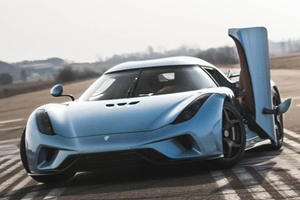 The Koenigssegg Regera Has Officially Sold Out
