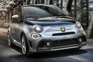 The Abarth 695 Rivale Was Inspired By A Luxury Yacht