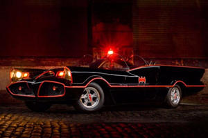 Stunning Batmobile Replica Would Make The Perfect Mancave Accessory