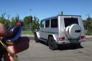 How Could Anyone Not Want A 560-HP Mercedes-AMG G63?